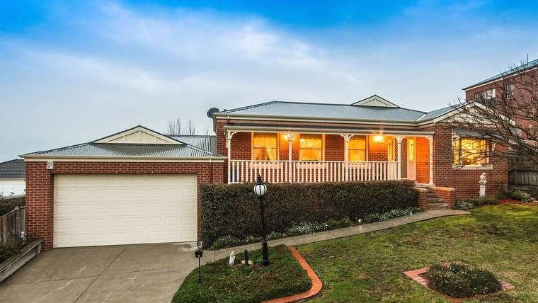 5 Connemara Close, Highton, is the only house that
