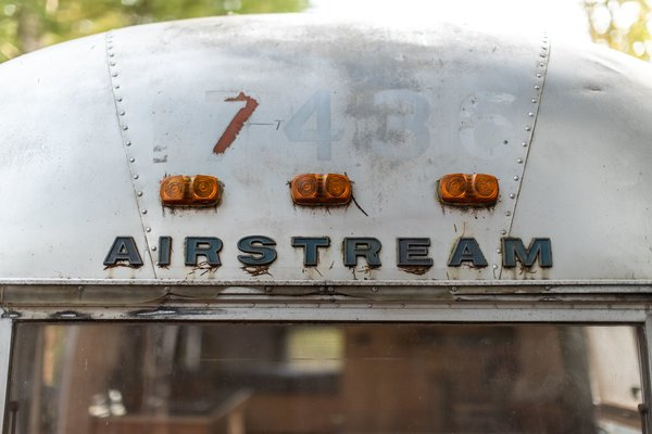 When Ryan and Catherine first took ownership of the Airstream, they hoped to do a light renovation.